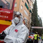 Zi neagră pentru Spania: 832 de decese în 24 de ore
