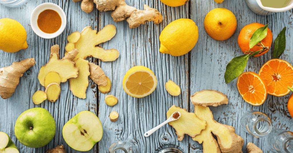 Propolisul si vitamina C ajuta la intarirea imunitatii